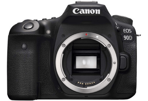 CANON 90D- BEST Cameras For Youtube