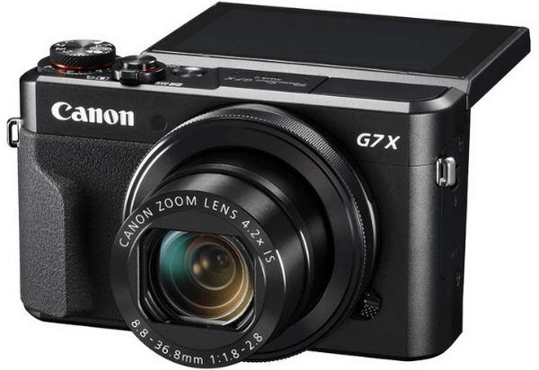 CANON G7X- Cameras For Youtube