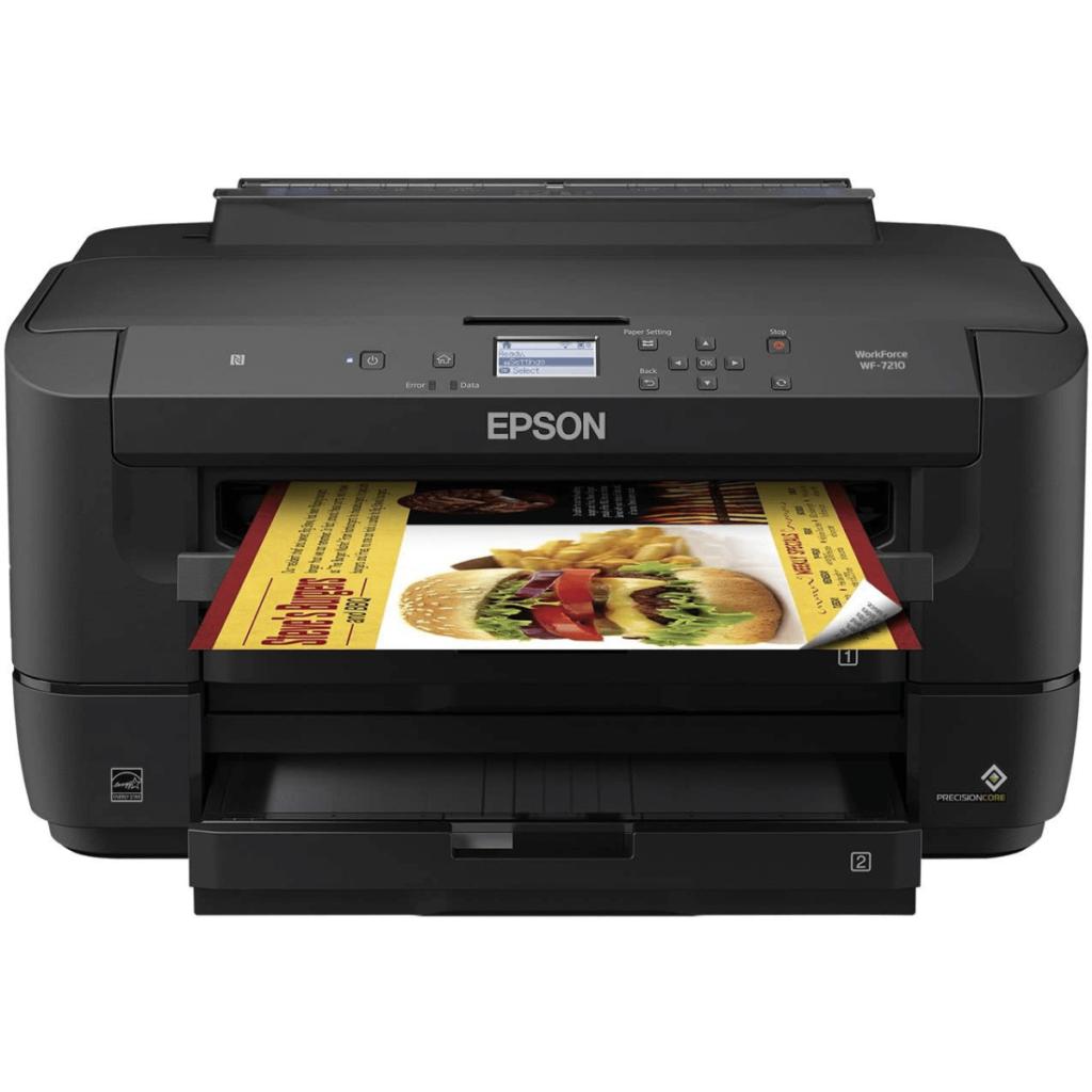 Epson Workforce Sublimation Printer USA 2021   Best Sublimation Printer WorkForce WF-7210 sublimation printer usa 2021   best sublimation printer