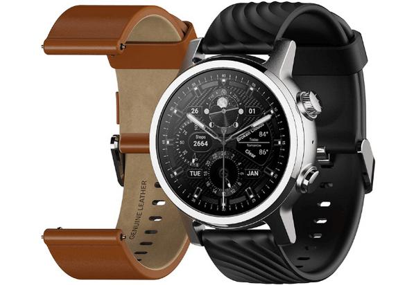 Moto 360 3rd Gen(best smart watches 2021)