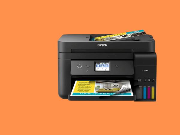 Epson Sublimation Printer USA | Epson Eco Tank ET-4760 Review