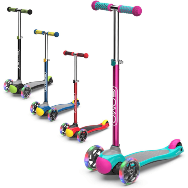 Gomo 3 wheel – (Scooters For Kids )