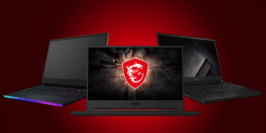 p Laptop Brands MSI