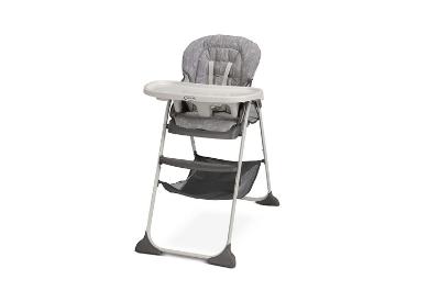 Portable High Chairs Graco Slim High Chair