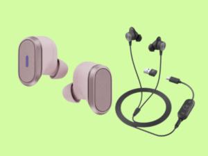 Logitech Zone Wired, Logitech Zone True Wireless Headphones Review