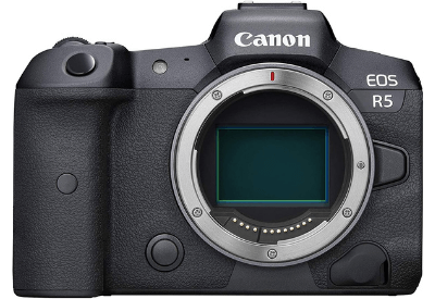 Canon EOS R5 Mirrorless Camera Buying Guide