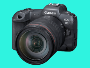 Canon EOS R5 Mirrorless Camera Review In USA 2021