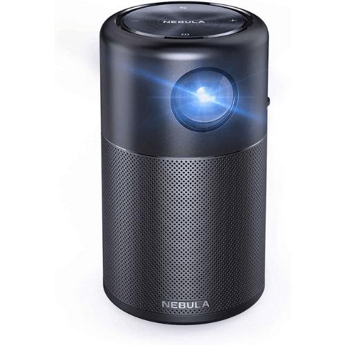 Anker Nebula Capsule, Smart Wi-Fi Mini Projector:
