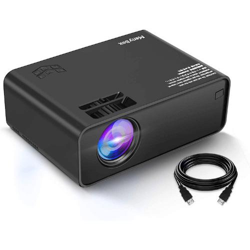 ManyBox Mini Projector: