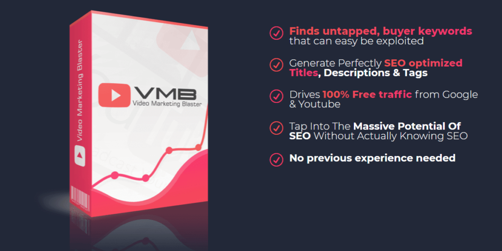 What is a vmb video marketing blaster
